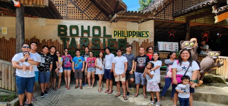 Bohol Outing & Christmas Party 2019